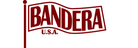 Bandera USA, Fine Leather and Synthetic Hunting and Shooting Accessories Logo